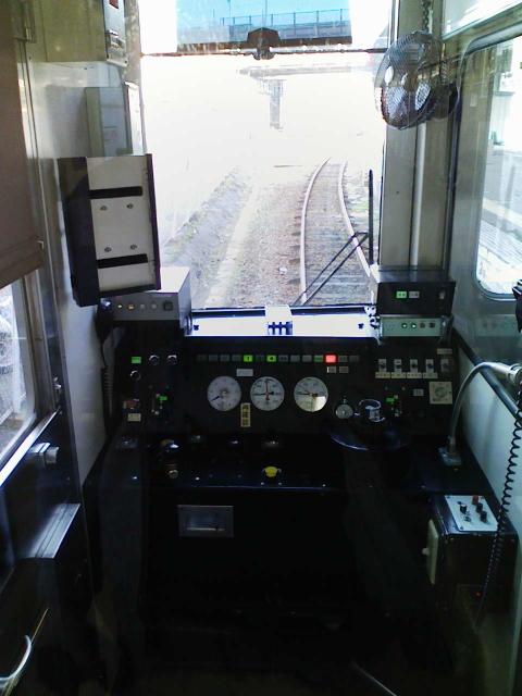 080211 関東鉄道 キハ2107 運転台