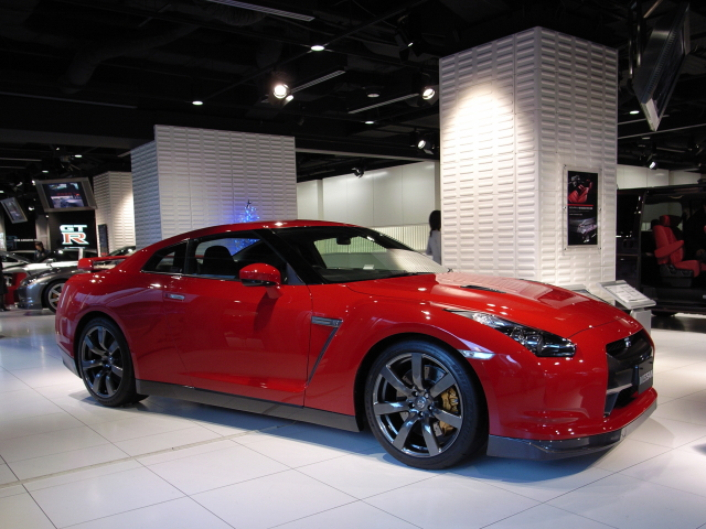 071216 日産GT-R バイプラントレッド