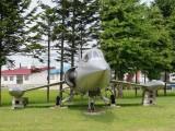 F-104J 36-8552 正面から