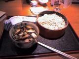 2006/12/31 年越し蕎麦