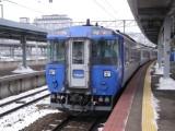 070120 北斗5号 (函館駅7番線)