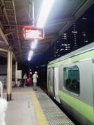 070414 東京駅 山手線内回りホーム