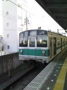 2007/06/16 クハ203-101(取手駅にて)