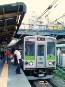 070624 京王調布駅 都営新宿線10-259