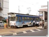 070805 函館市交通局8004号車 (函館駅前電停にて)