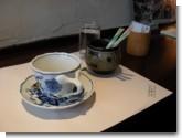 2009/01/12 茶房 桜の下 コーヒーカップ