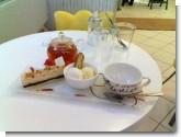 2009/01/18 Ciccio Pasticcio ジェラートとケーキ、紅茶
