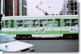 1988年8月 函館市交通局501号