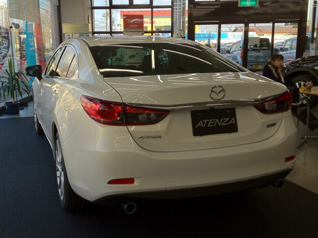 2012/11/24 Mazda Atenza Sedan 20S