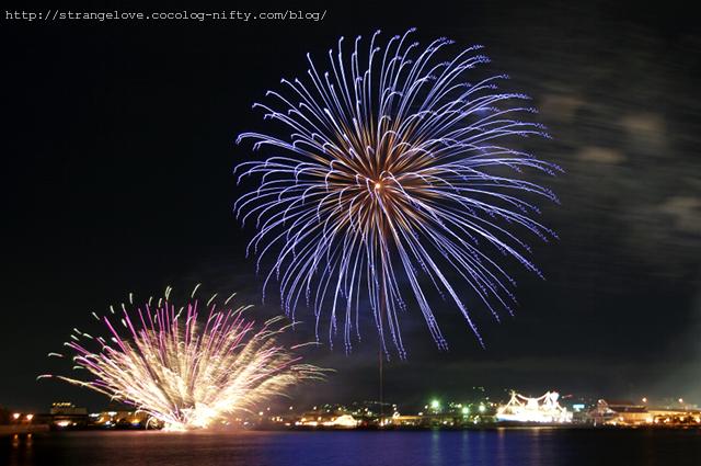 2011/07/17 第15回 函館港花火大会(2)