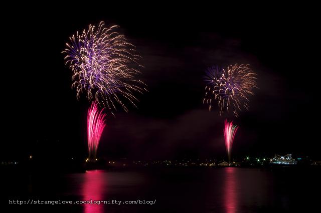 2011/07/17 第15回 函館港花火大会(3)