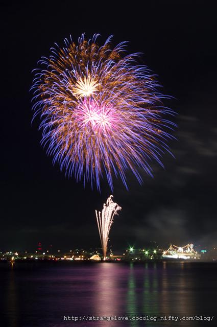 2011/07/17 第15回 函館港花火大会(4)
