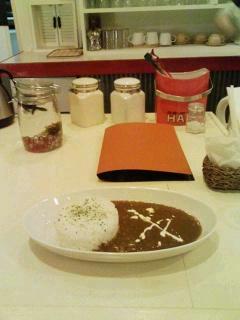 daiana's cafe プレーンカレー