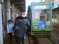 函館市電3001号車