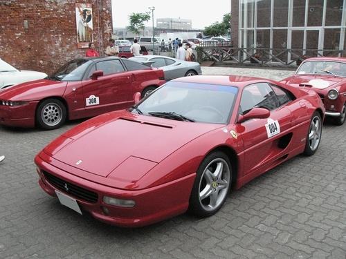 #004 1998年 フェラーリ355 [1]