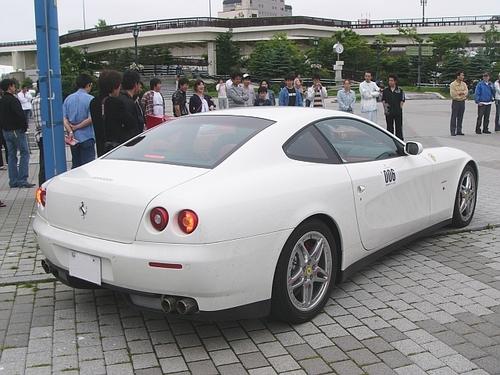#006 2006年 フェラーリ612スカリエッティ [2]