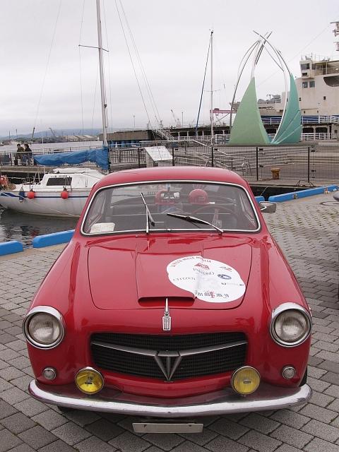 #103 1955年 フィアット1100TV PF スタンゲリーニ [1]