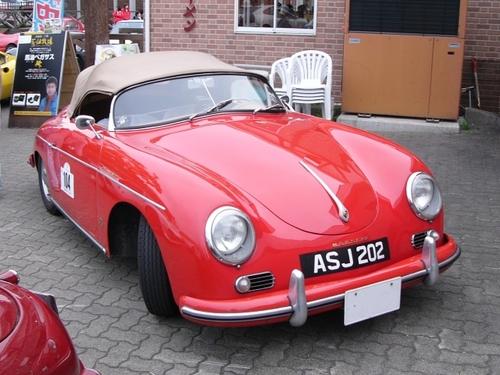#104 1956年 ポルシェ356スピードスター [1]