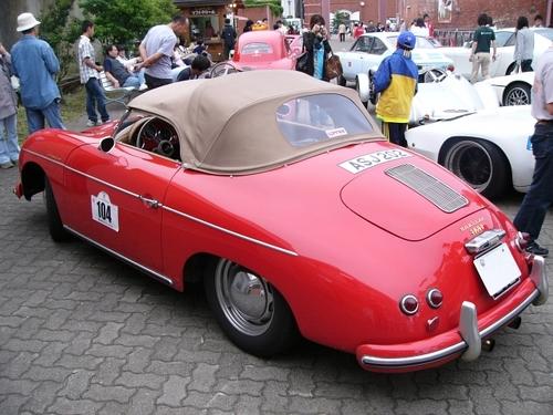 #104 1956年 ポルシェ356スピードスター [2]