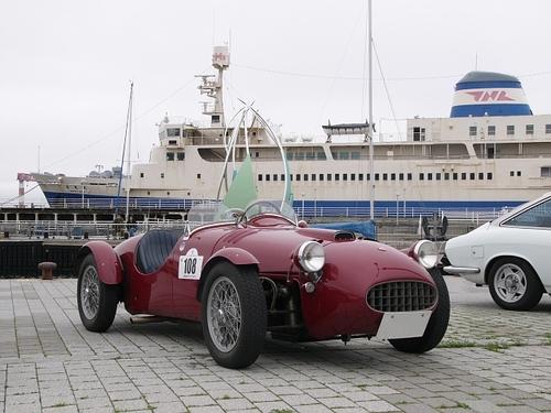 #108 1947年 フィアット・エルミーニ1100SS