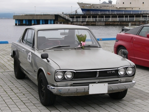 #303 1972年 日産スカイライン200GT-R [1]