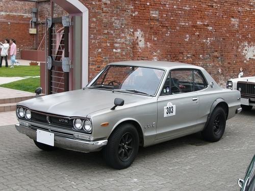 #303 1972年 日産スカイライン200GT-R [2]