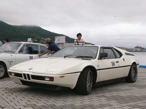 #306 1981年 BMW M1 [1]