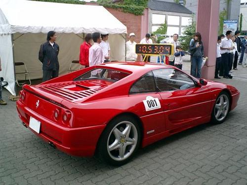 #001 1997 フェラーリ355ベルリネッタ
