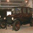 1923 Ford model T Sedan [1]