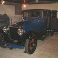 1923 Lincoln Town Sedan [1]