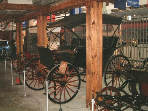 1890 Passenger Buggy