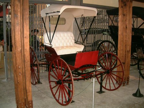 1906 Doctor's Buggy