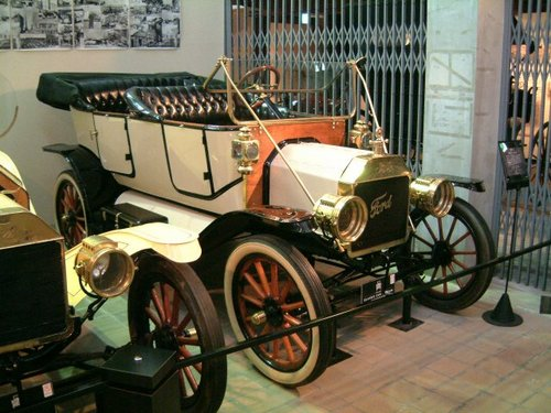 1911 Ford model T Touring [2]