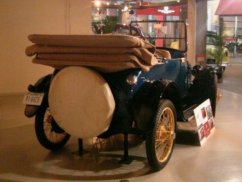 1917 Overland Touring [2]