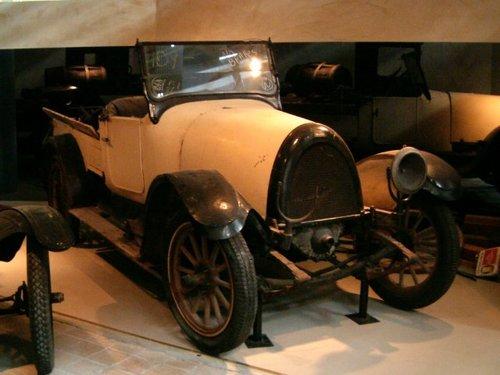 1921 Franklin Roadster