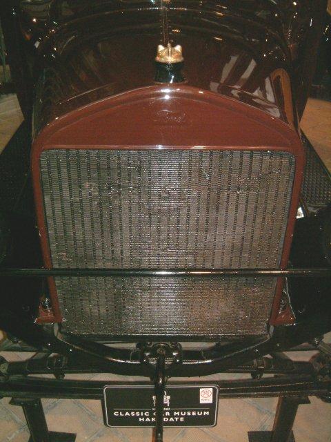 1923 Ford model T Sedan [2]