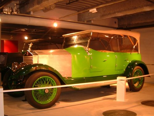1925 Rolls-Royce 20HP Tourer [1]