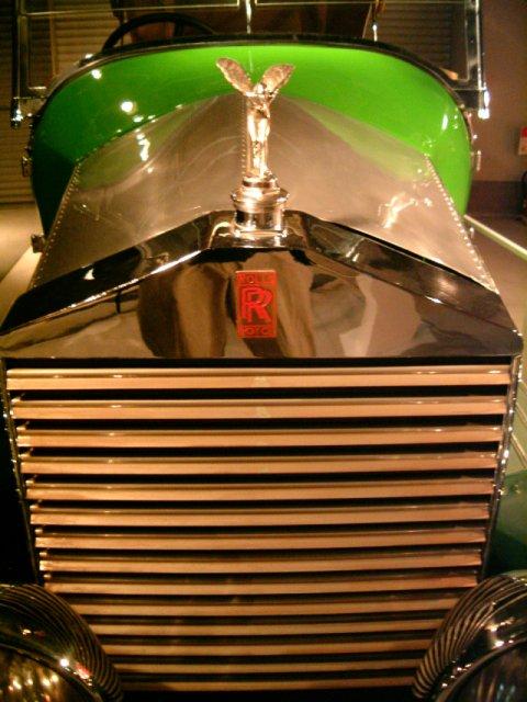 1925 Rolls-Royce 20HP Tourer [3]