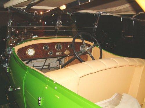 1925 Rolls-Royce 20HP Tourer [4]