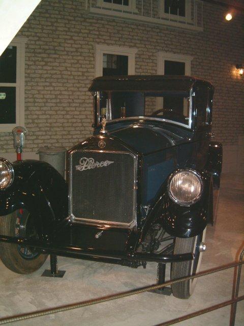 1926 Pierce-Arrow Coupe [1]