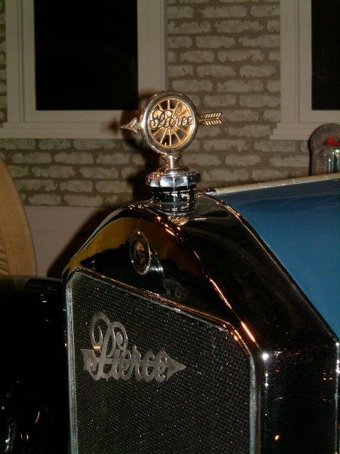 1926 Pierce-Arrow Coupe [2]