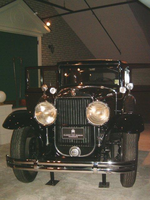 1928 Cadillac Sedan [1]