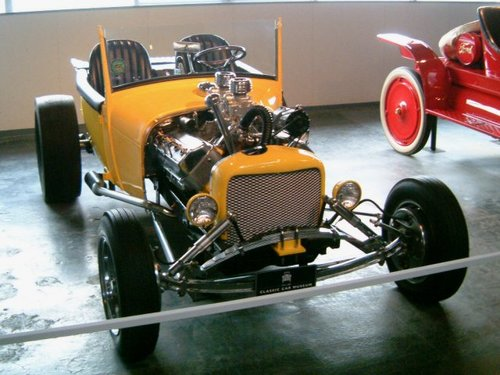 1928 Ford Roadster [1]