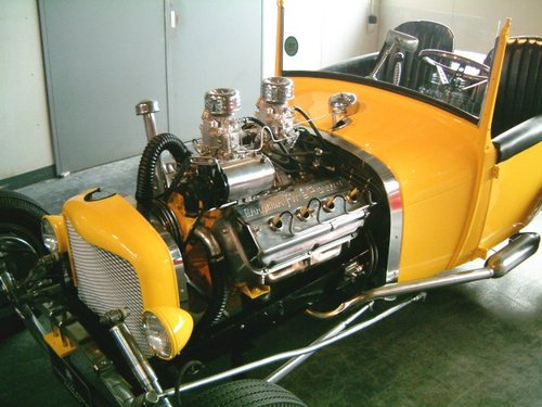 1928 Ford Roadster [3]