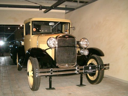1930 Ford A Pickup