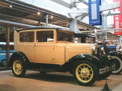 1930 Ford A Sedan [2]