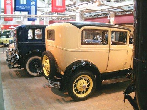 1930 Ford A Sedan [4]
