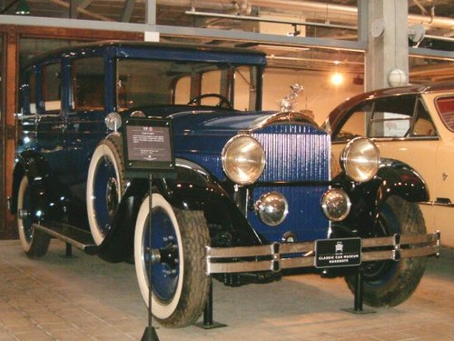 1930 Packard Sedan [2]