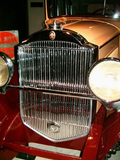 1930 Packard Sedan [4]