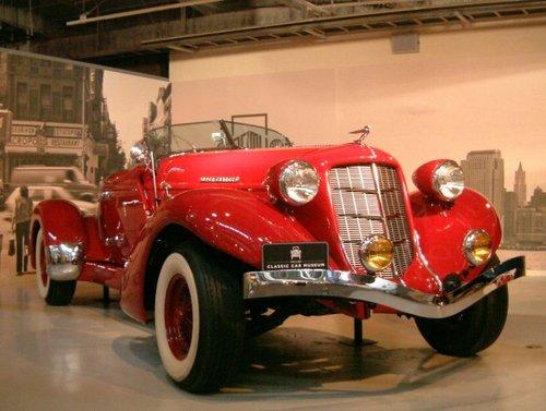 1931 Auburn Speedster